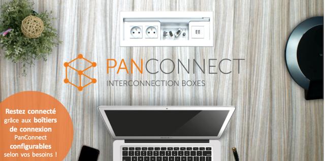 DWPRO |Restez connecté grâce aux boîtiers de connexion PanConnect !
