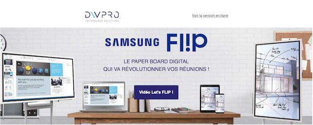 DWPRO | Let´s FLIP !