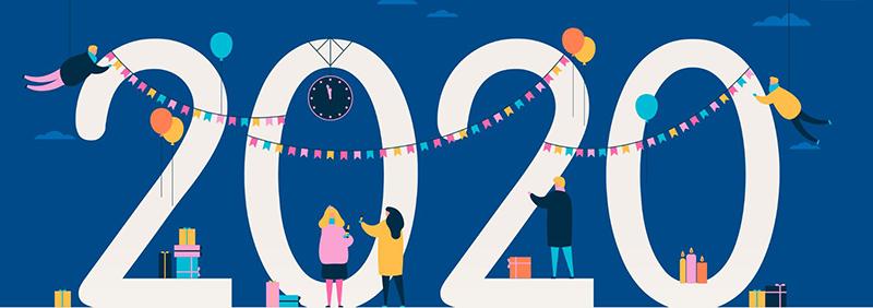 Toute l´équipe DWPRO vous souhaite une très belle année 2020 !