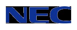 voir le support NEC