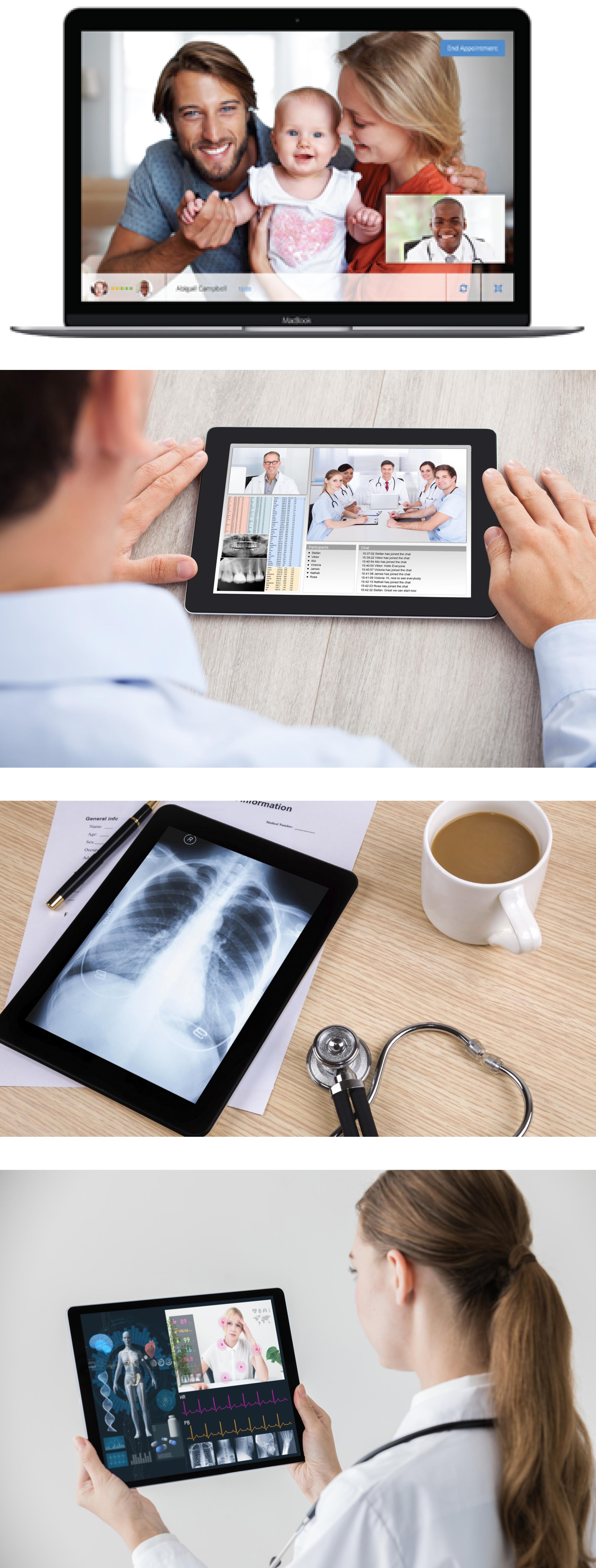 Des outils de communication adaptés au domaine de la santé et de la médecine