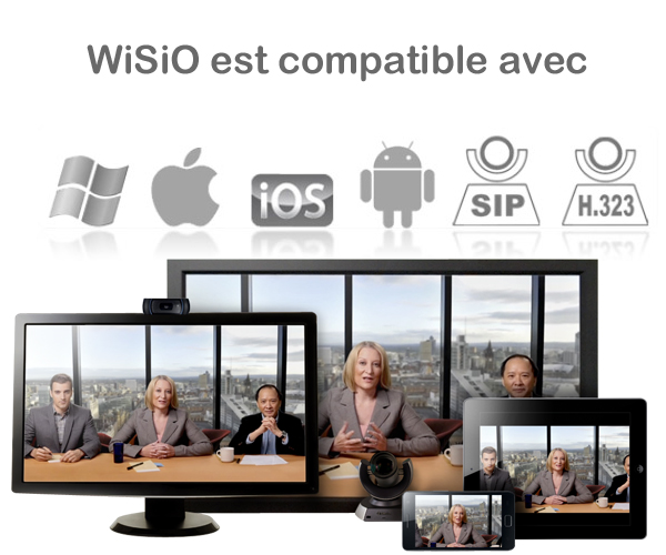 visioconference cloud wisio
